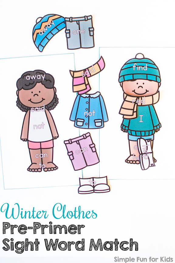 winter-clothes-pre-primer-sight-word-match-real-title-product-image