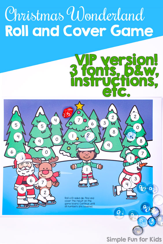 christmas-wonderland-roll-and-cover-game-printable-title-product-image