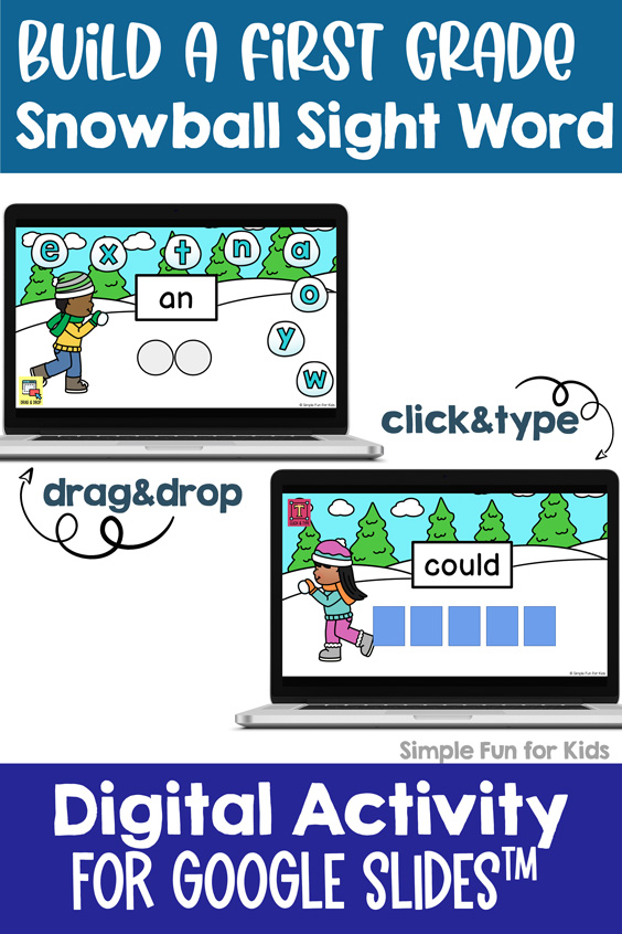 digital-build-a-snowball-first-grade-sight-word-mini-bundle-title-product-image