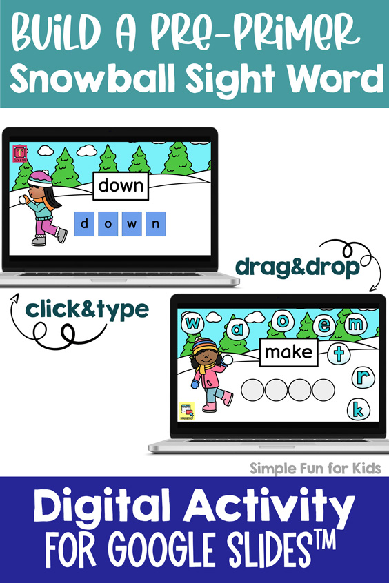 digital-build-a-snowball-pre-primer-sight-word-mini-bundle-title-product-image