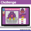 Ten fun and engaging EDITABLE school-themed digital LEGO challenges for distance learning with Google Slides and Google Classroom. Students can practice skills such as copying & pasting, dragging & dropping, typing in text boxes, and counting in a super-engaging way.