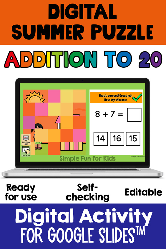 addition-to-20-digital-summer-puzzle-title-product-image